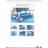 BUGATTI TYPE 59 - GRAND PRIX JUNIOR - ROLAND PERNOT - CIRCA 1990