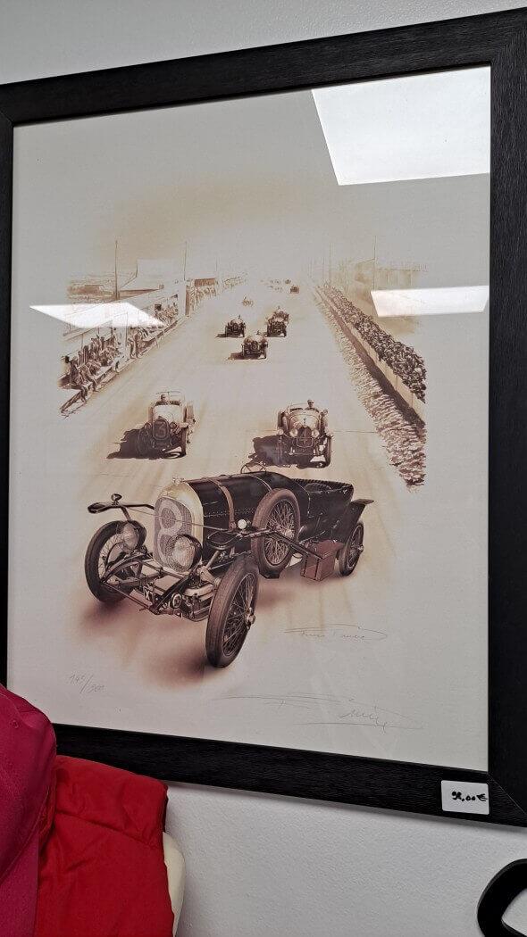 BENTLEY SPEED 6 - LE MANS - 1928