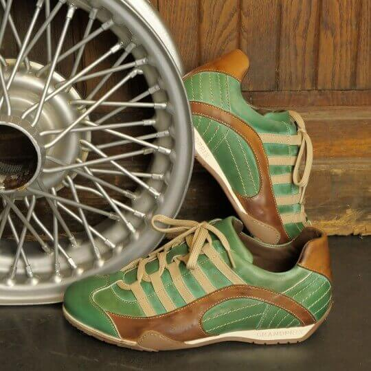 CHAUSSURES GRANDPRIX ORIGINALS SNEAKERS VERDOLINO