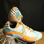 CHAUSSURES GRANDPRIX ORIGINALS RACING GULF BLUE