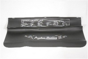 Fender protection Austin Healey logo