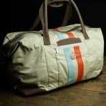 Sac Gulf Stripe Travelbag big Sand 18