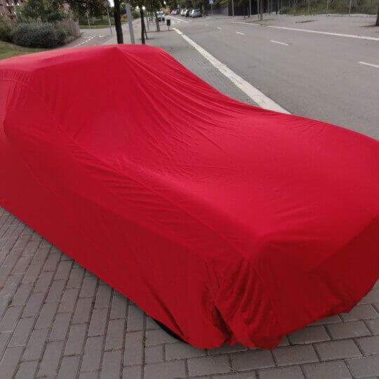 Bronze Range Interior Protective Cover - Red