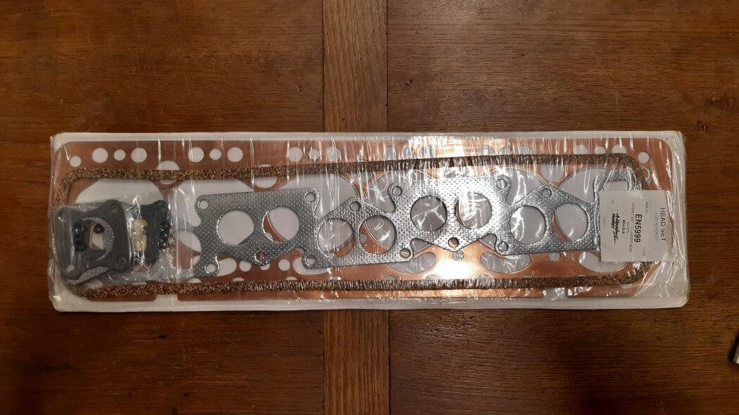 Pochette de joints haut moteur Austin Healey BN4-BJ8