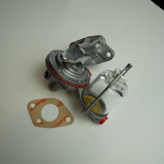Pompe à essence avec levier - Triumph TR2 TR4