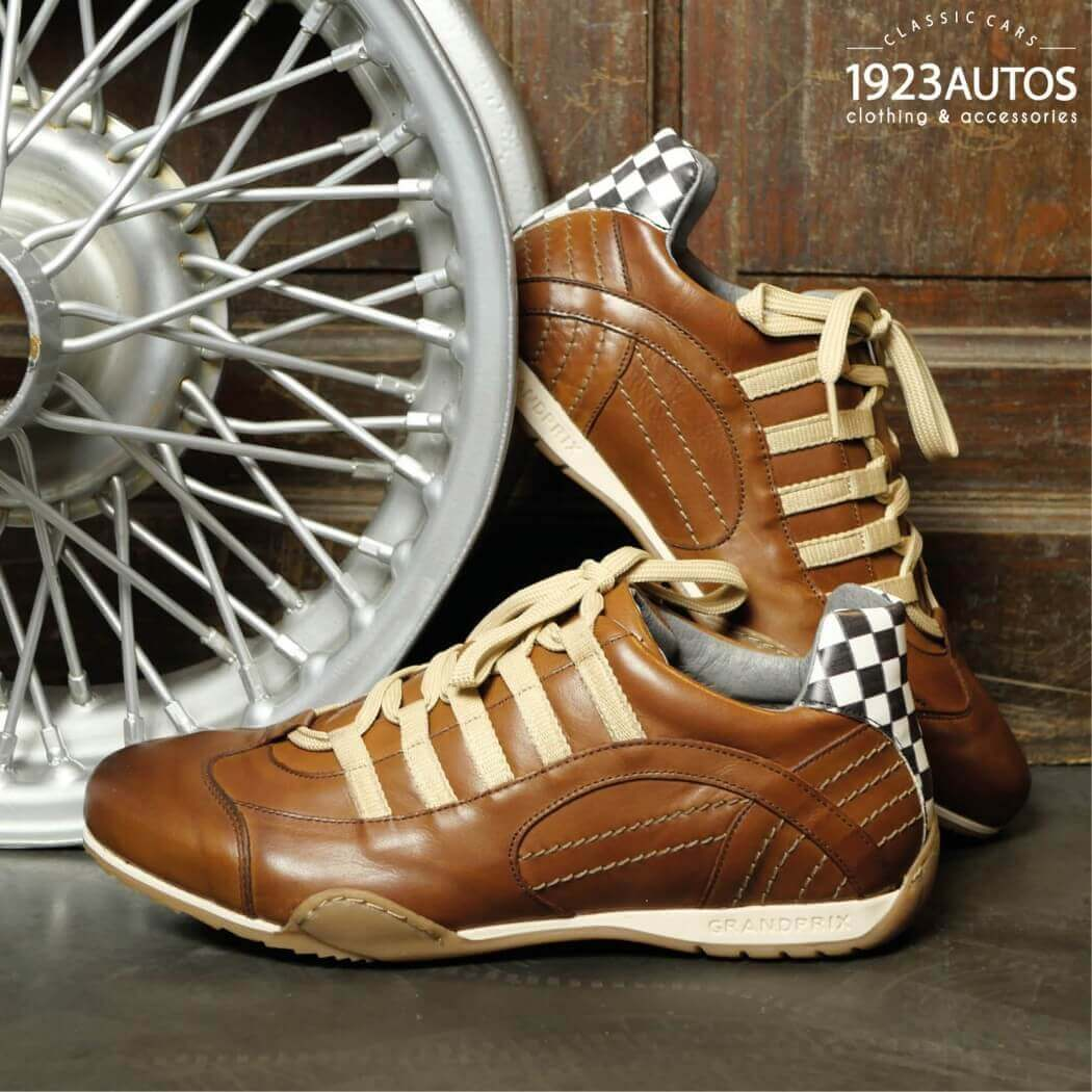 Chaussure Grandprix Originals Racing Cognac
