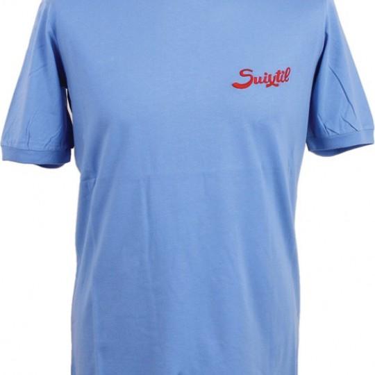 Cuba T-Shirt Suixtil Bleu Ciel
