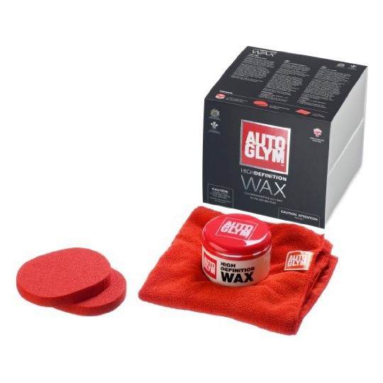 Cire High definition Wax Kit Autoglym
