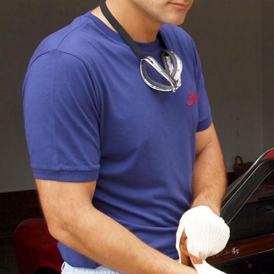 Cuba T-Shirt Suixtil Bleu