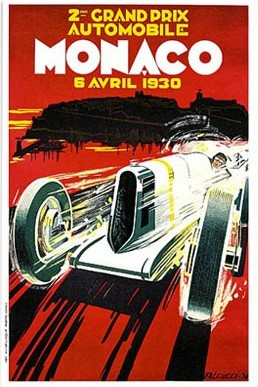 Grand Prix of Moncao 1930