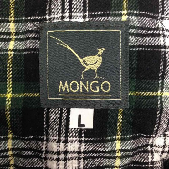 Veste Winter Mongo