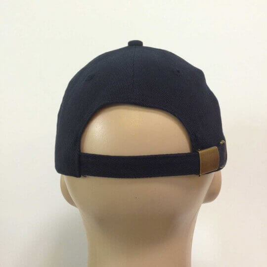 Casquette MG Brushed Heavy Coton Navy