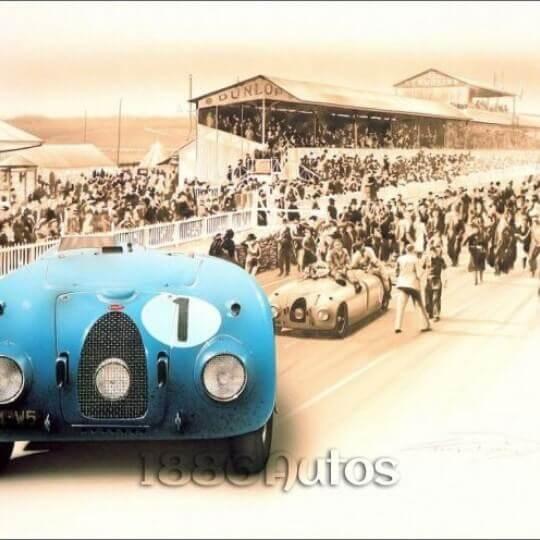 Bugatti 57C 1939