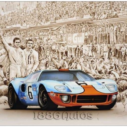Ford GT40 1969