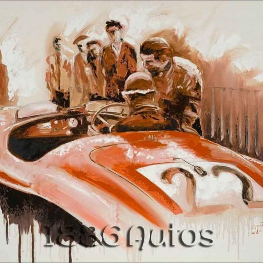 "\\""166\\"", Ferrari 166 , Chinetti /Selsdon, Le Mans 1949"