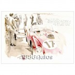 Ferrari 250TR, A.Pilette/R.Rodriguez, Le Mans 1960