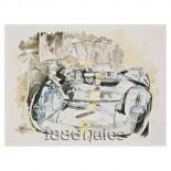 Lotus 30, Jim Clark, T.T. Goodwood 1964