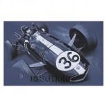 Eagle Weslake, Dan Gurney , Spa GP 1967