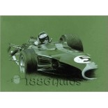 Lotus 49, Jim Clark, Dutch GP Zandvoort 1967