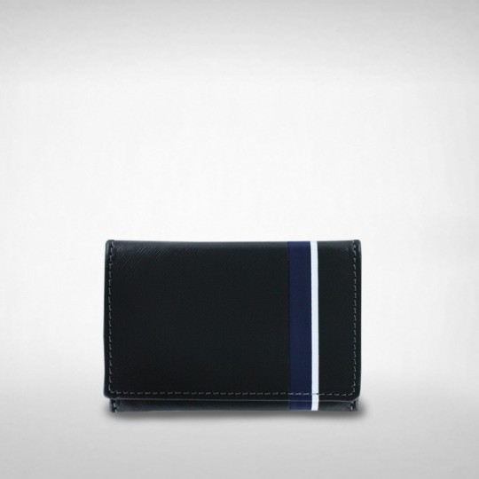 Jack Russell Navy Blue Card and Coin Case