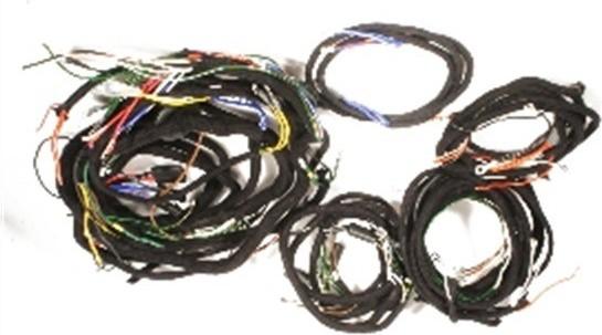 Cablage électrique complet Austin healey BN1