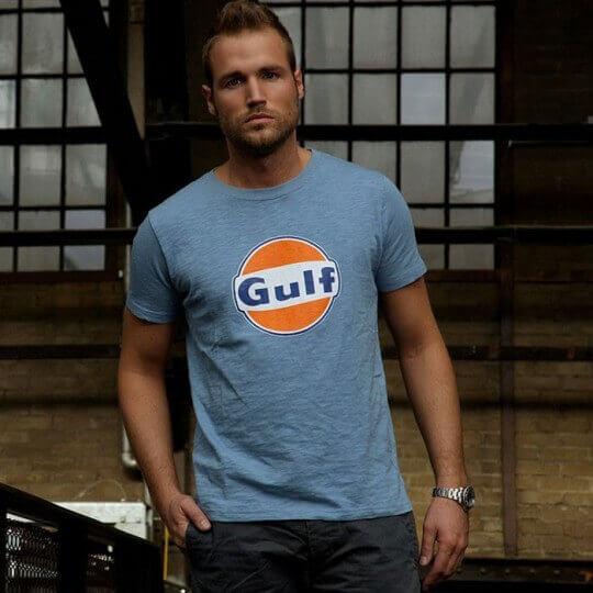 Gulf Blue T-shirt