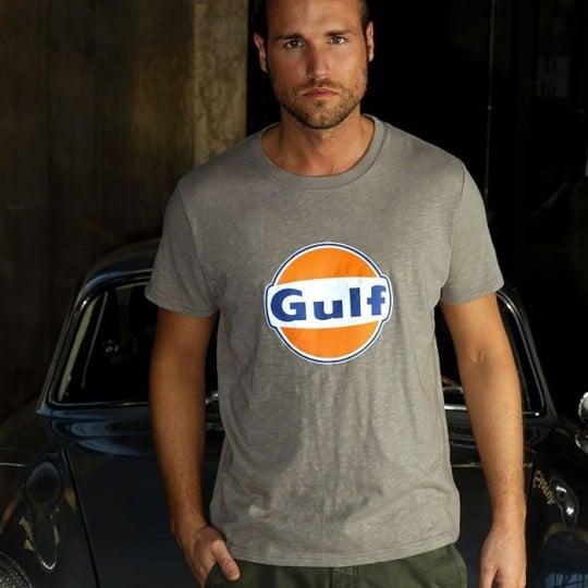 T-shirt Gulf Gris