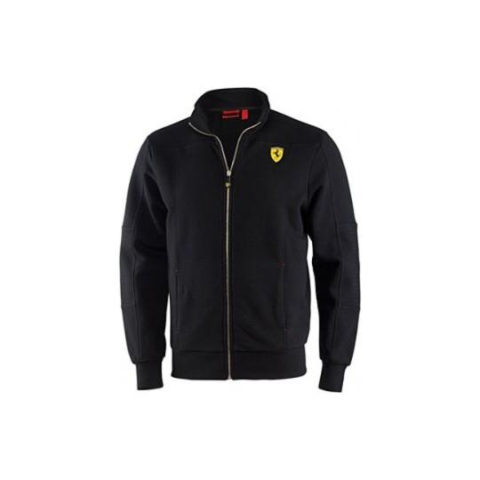 Sweat Ferrari Noir Femme