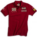 Polo Warson Motors Clay Regazzoni Rouge