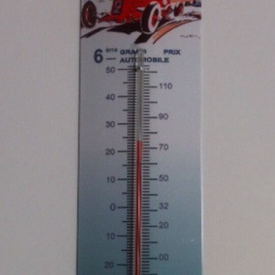 Thermomètre Monaco 1934