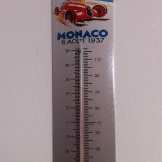 Thermomètre Monaco 1937