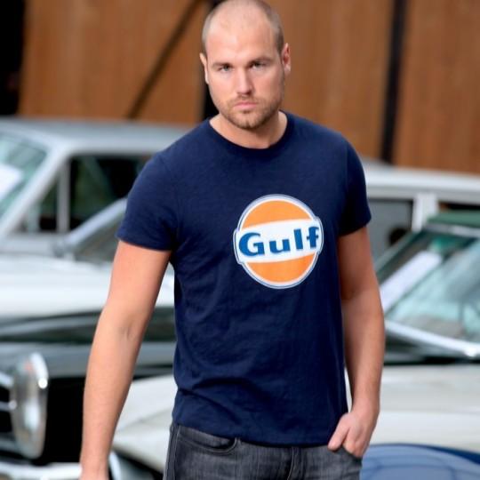 T-shirt Gulf Bleu Marine