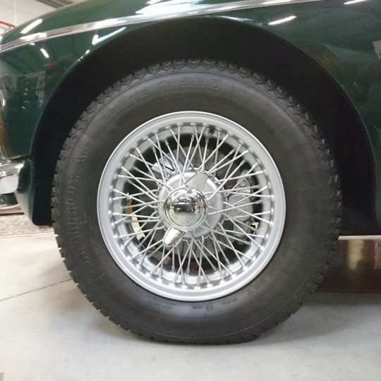 MG B 1969