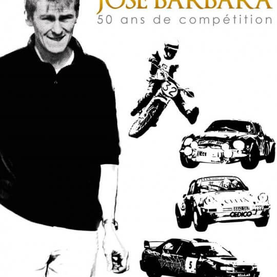José Barbara, 50 years of competition