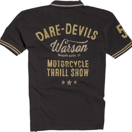 Polo Warson Motors Dare Devils Carbone