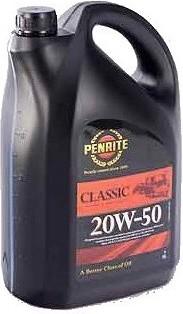Huile Penrite Classic 20w50  5 litres