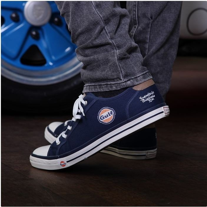 Chaussures Gulf Sneakers Navy Blue