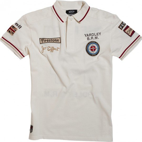 Polo Warson Motors Siffert off-white