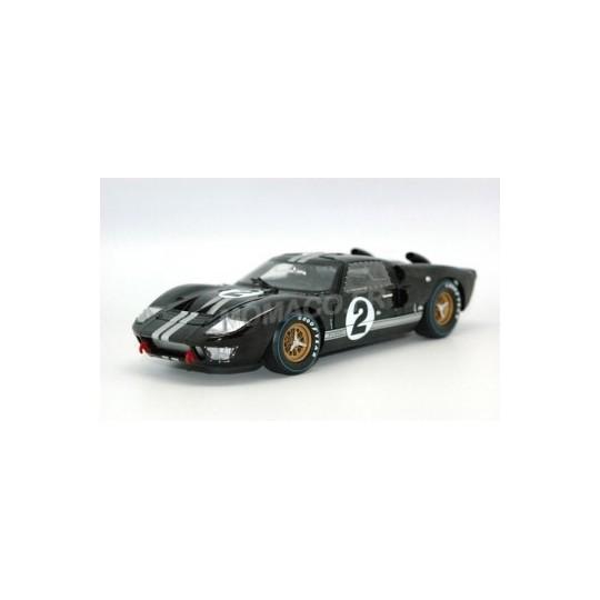 Ford GT40 MKII 2 McLaren/Amon Le Mans 1996 1er