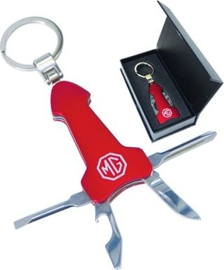Porte clé MG outils