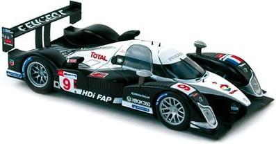 Peugeot 908 Le Mans 2008 N°9 Montagny/Zonta/Klien