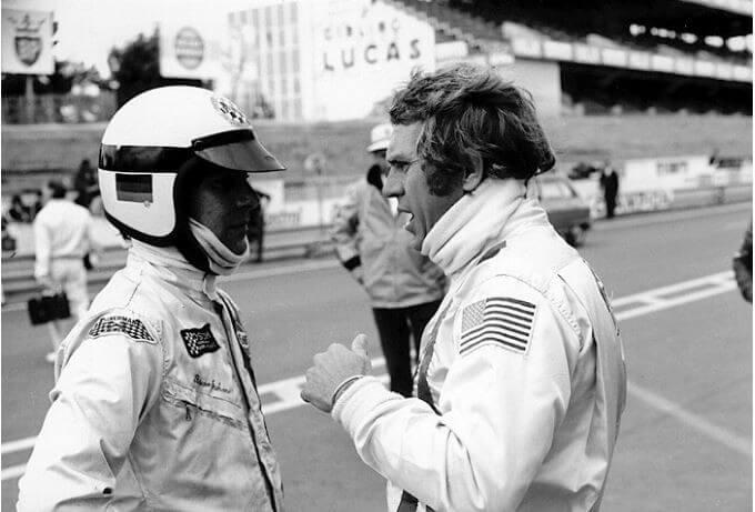 Steve Mc Queen Le Mans 12