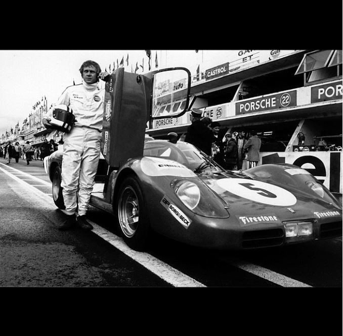 Steve Mc Queen Le Mans 14