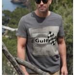 T-shirt Gulf Racing Flag