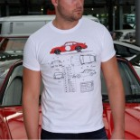 T-shirt Original Race blanc