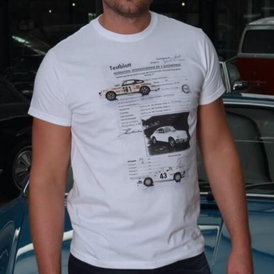 Original Race T-Shirt white II