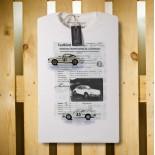 T-shirt Original Race blanc II
