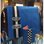 Sacoche Gulf Messenger Casino bleu