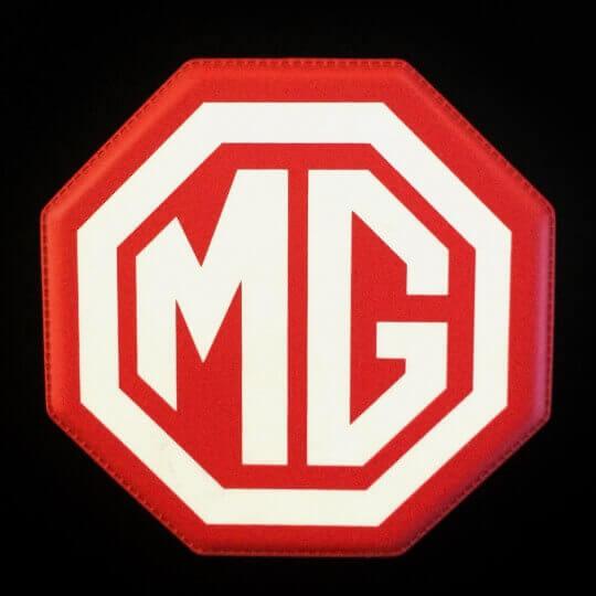 Under glass MG