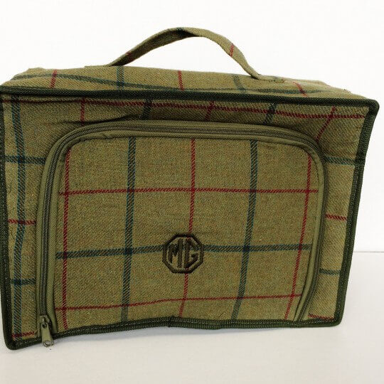 Sac en tweed MG pic-nic